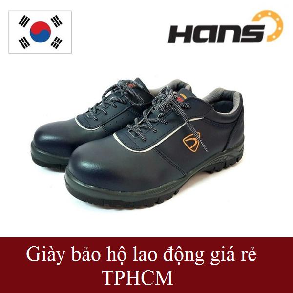Mua giày bảo hộ lao động giá rẻ TPHCM