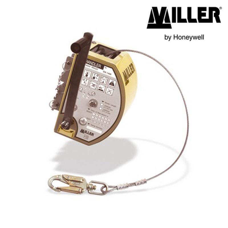 Khóa hãm chống trượt MN20 Honeywell