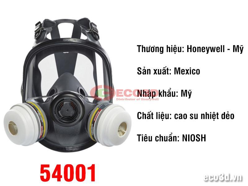 Mặt nạ phòng độc North 54001