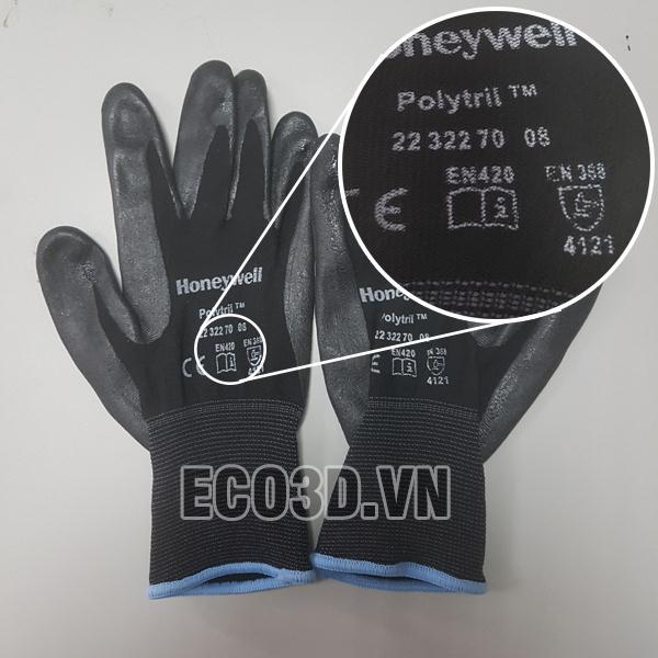 Găng tay bảo hộ Honeywell Polytril - 4
