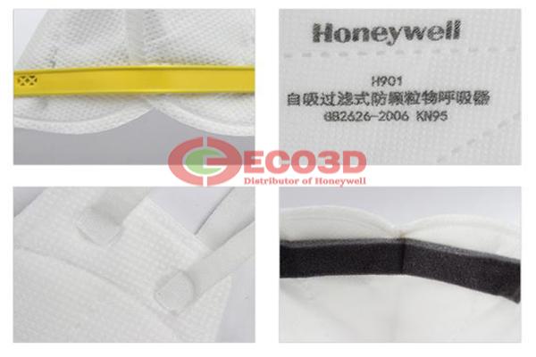 Khẩu trang chống bụi H901 BC1005591
