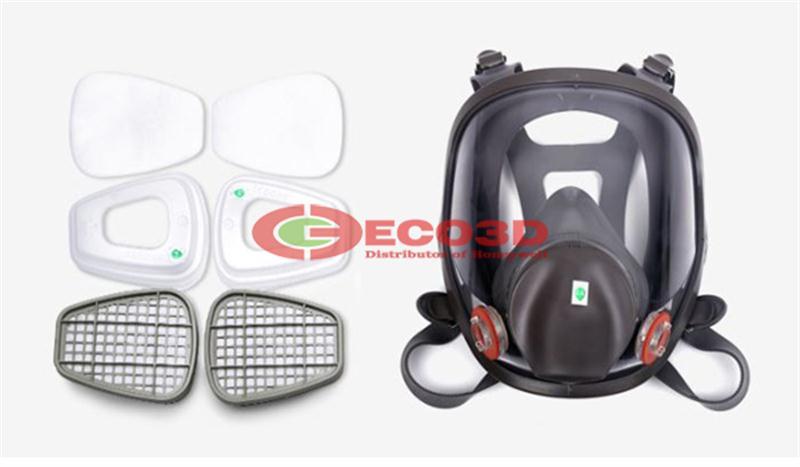 Mặt nạ phòng độc 3M-6800