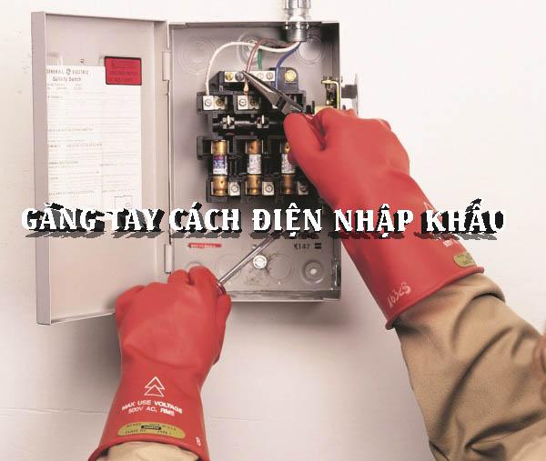 Nhà phân phối, Đại lý bán găng tay cách điện tại Hà Nội