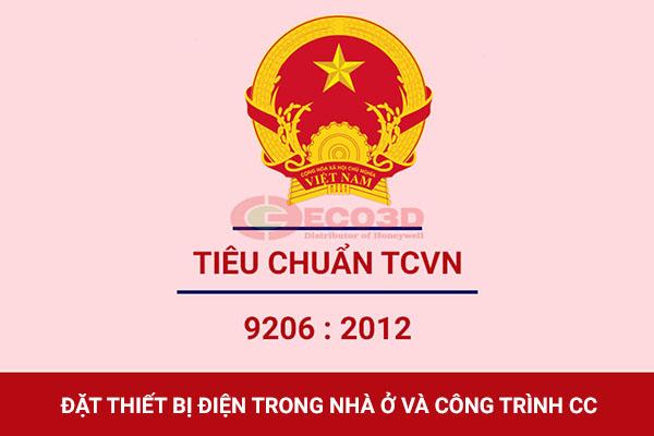 Tiêu chuẩn quốc gia TCVN 9206 : 2012 là gì?
