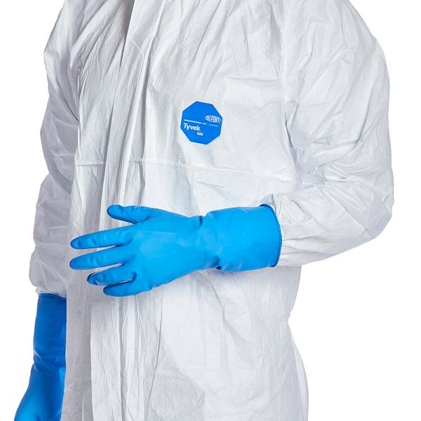 quần áo chống hóa chất Tyvek 500