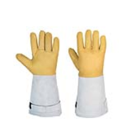Găng tay chống nhiệt Nitơ lỏng Size 10