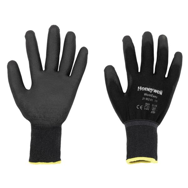 Găng tay bảo hộ lao động màu đen Honeywell