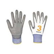 Găng tay chống cắt phủ PU Vertigo mức 3