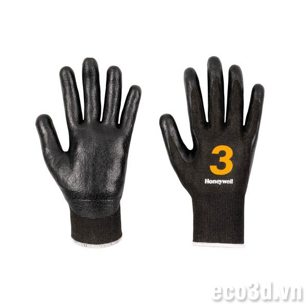 Găng tay chống cắt Vertigo mức độ 3 phủ Nitrile