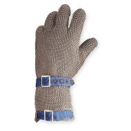 Găng tay chống cắt lưới thép 525
