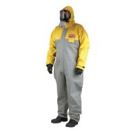 Bộ quần áo bảo vệ hóa chất độc hại