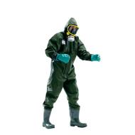 Quần áo bảo vệ hóa chất nguyên bộ A164380