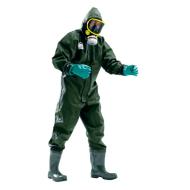 Quần áo bảo vệ hóa chất Honeywell