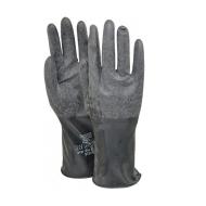 Găng tay vệ sinh bảo vệ hóa chất Butyl B131R