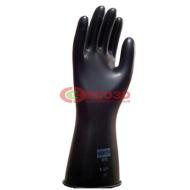 Găng tay vệ sinh bảo vệ hóa chất PVC B174