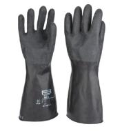 Găng tay vệ sinh bảo vệ hóa chất PVC B174R