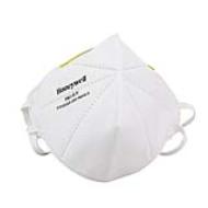 Khẩu trang chống bụi H901 KN95 màu trắng đeo tai