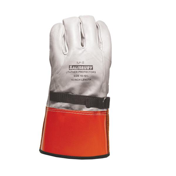 Găng tay bảo vệ da bò ILP3S