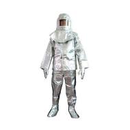 Quần áo chống cháy 500 độ tráng nhôm
