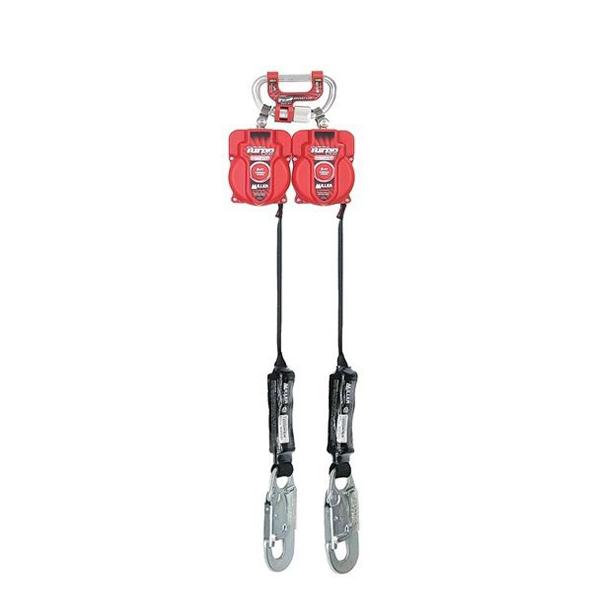 Móc đôi khóa hãm chống rơi MFLC-11-Z7/9FT