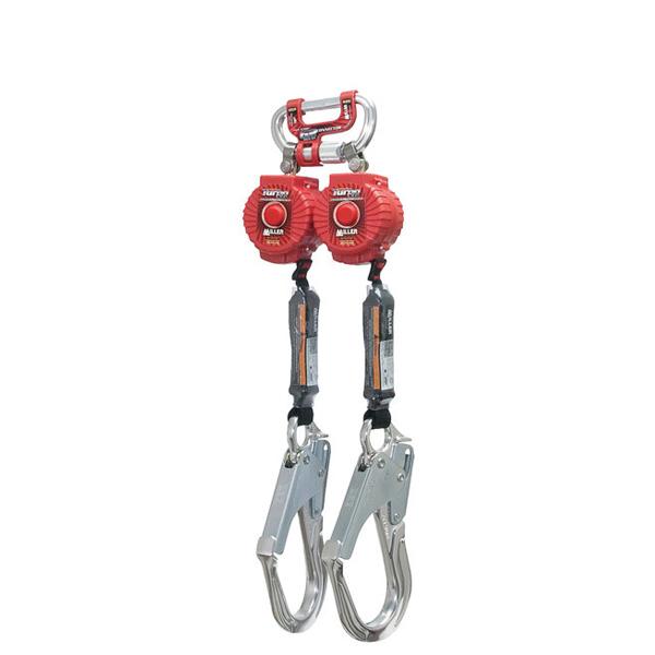 Móc đôi khóa hãm chống rơi MFLC-12-Z7/6FT