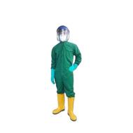 Bộ quần áo hóa chất VN