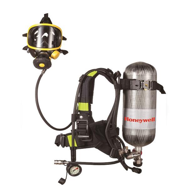 Bộ SCBA T8000 có thiết bị trợ thở bình 6.8L 300Bar