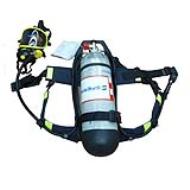 Bộ Thiết Bị Trợ Thở SCBA845 T8000, Mặt Nạ PANO, Carbon 6.8L