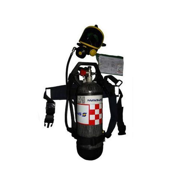 Bộ Thiết Bị Trợ Thở SCBA849 T8000, Mặt Nạ PANO, Carbon 9L
