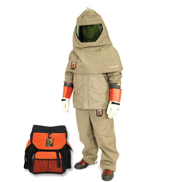 Bộ quần áo hồ quang Salisbury SK40PLT BackPack Cooling Size XL