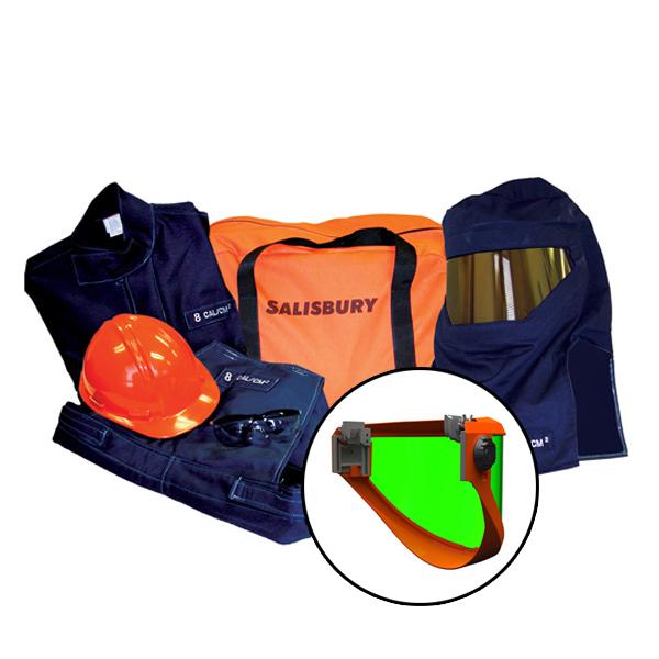 Bộ quần áo chống tia hồ quang 8 CAL RATING size 3XL