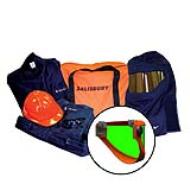 Quần áo chống hồ quang điện 8 CAL RATING