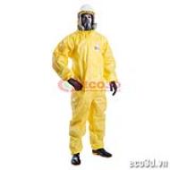 Quần áo chống hóa chất toàn thân Ultitec 4000