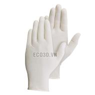Găng tay cao su y tế không bột Nitrile 3.5g