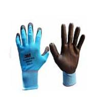 Găng tay bảo hộ 3M Comfort Grip màu lam size L