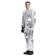 Bộ quần áo tráng nhôm chịu nhiệt 1200 đô C·3H