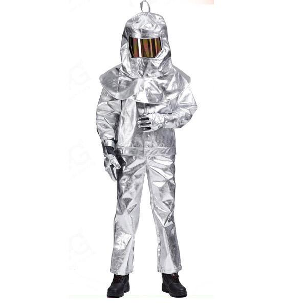 Bộ quần áo chịu nhiệt C&G 4HK 1200 độ C