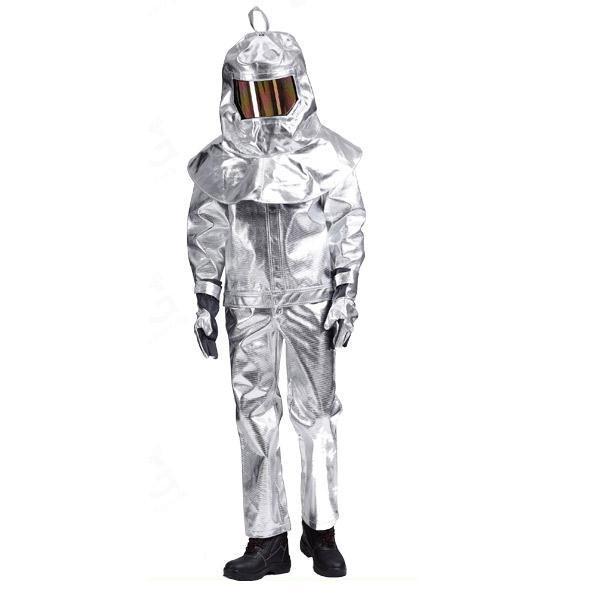 Bộ quần áo chịu nhiệt C&G 6H 1000 độ C