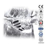 Găng tay chịu nhiệt độ cao C&G 5H 1000 độ C