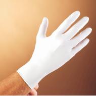 Găng tay Nitrile y tế màu trắng 3.5g