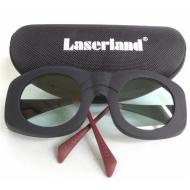 Kính chống tia Laser hồng ngoại Laserland T8S8 980nm-2940nm