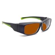 Kính chống tia Laser Phillips-Safety YAG Màu hổ phách 17001