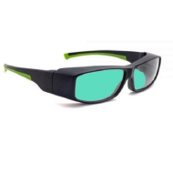 Kính chống tia Laser Phillips-Safety YAG Màu xanh 17001