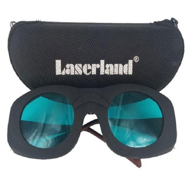 Kính chống tia laser LaserLand T7S8 (680nm-1100nm)