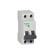 MCB (Aptomat) Easy9 2P 4.5kA 230V C curve Schneider