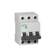 MCB (Aptomat) Easy9 3P 4.5kA 400V C curve Schneider