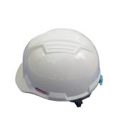 Mũ an toàn SSEDA IV Hàn Quốc có mặt phẳng màu trắng