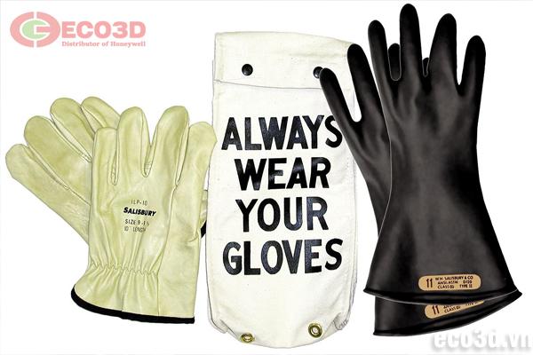 Găng tay cao su cách điện: Kiểm định và phân loại