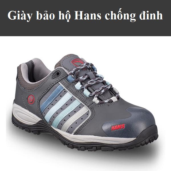 Giày chống đinh là gì? Có nên sử dụng giày bảo hộ Hans chống đinh không?