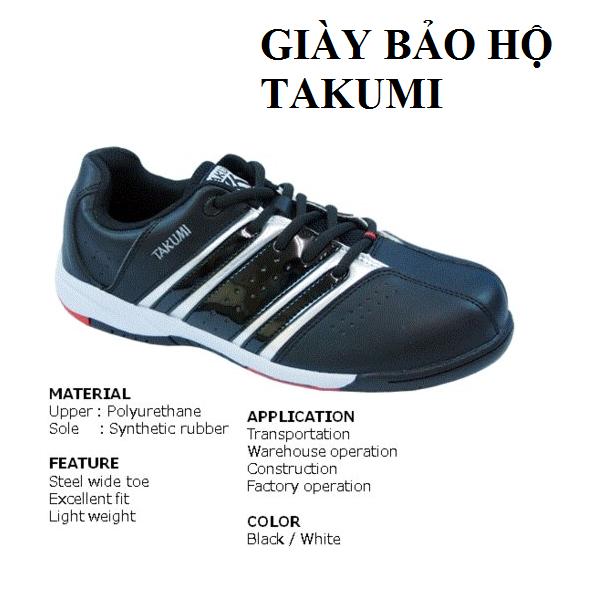 1001 Lý do nên sử dụng giày bảo hộ Takumi